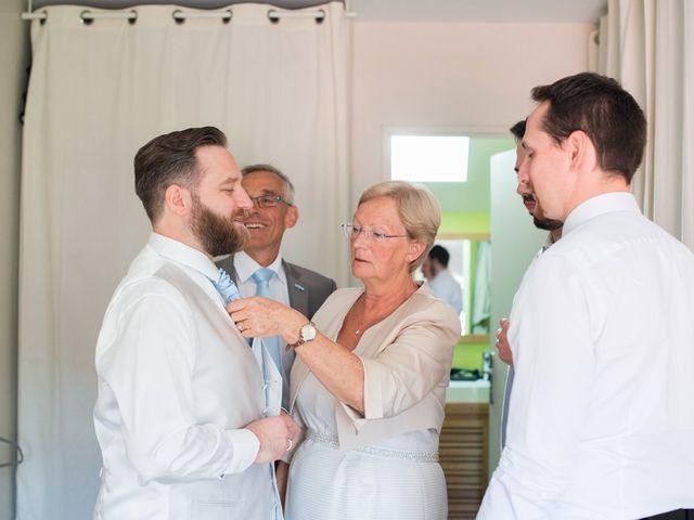 Le mariage de Christophe et Aurore à Limeil-Brévannes, Val-de-Marne 14
