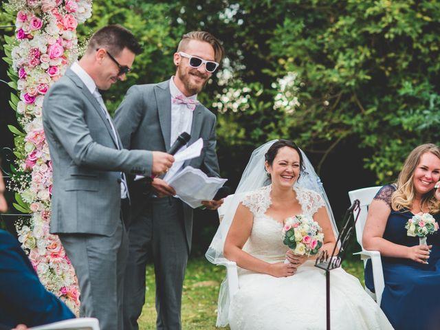 Le mariage de Christophe et Aurore à Limeil-Brévannes, Val-de-Marne 44