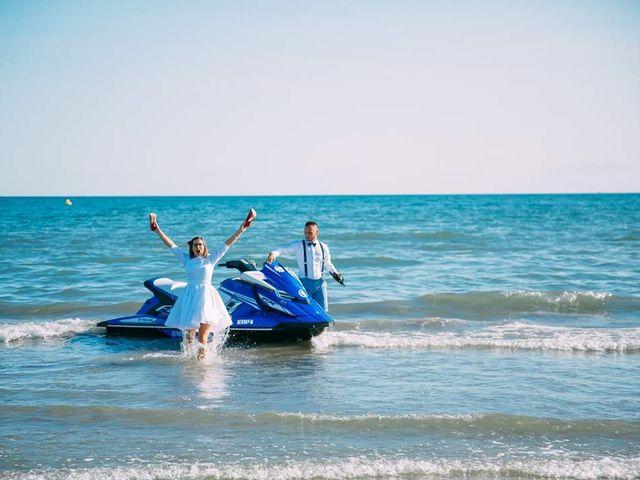 Le mariage de Ambre et Alex à La Grande Motte, Hérault 1