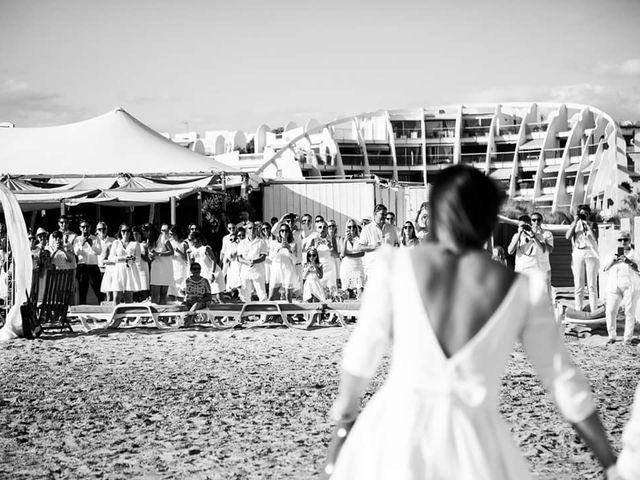 Le mariage de Ambre et Alex à La Grande Motte, Hérault 11