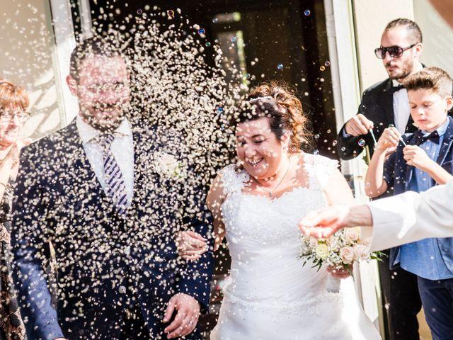 Le mariage de Sebastien et Laura à Saint-Raphaël, Var 17