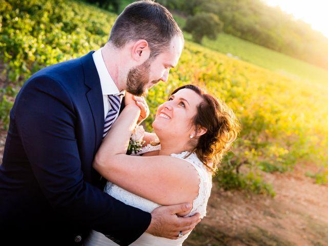 Le mariage de Sebastien et Laura à Saint-Raphaël, Var 31