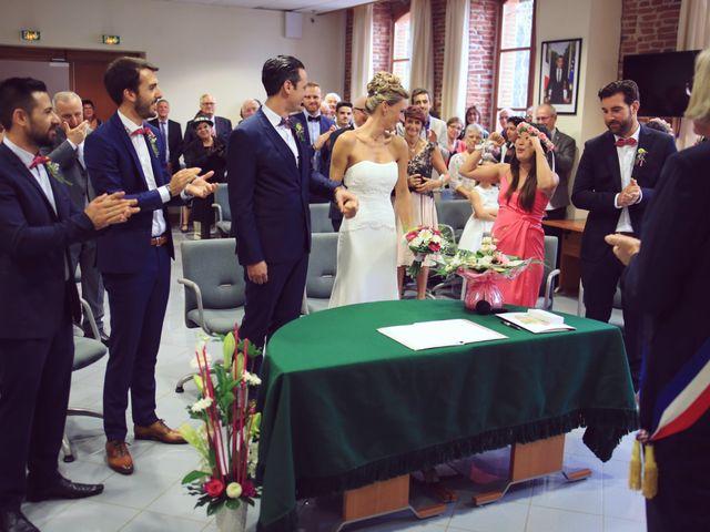 Le mariage de Mickaël et Agnès à Cornebarrieu, Haute-Garonne 13