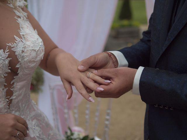 Le mariage de Kevin et Marie à Saint-Avé, Morbihan 34