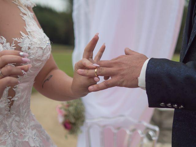 Le mariage de Kevin et Marie à Saint-Avé, Morbihan 35