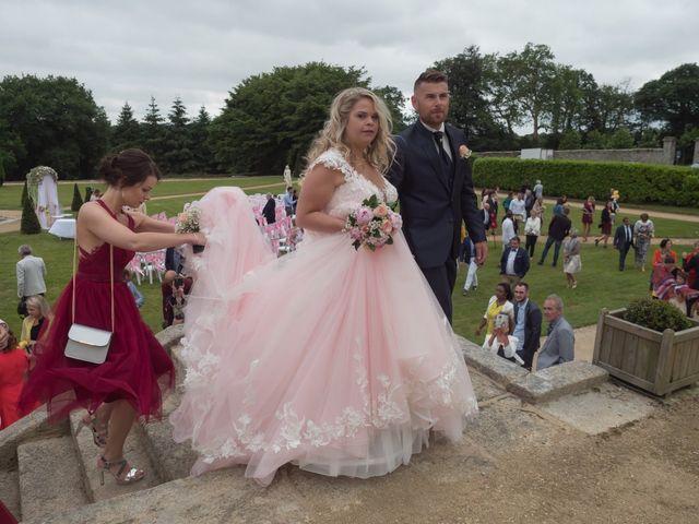 Le mariage de Kevin et Marie à Saint-Avé, Morbihan 37