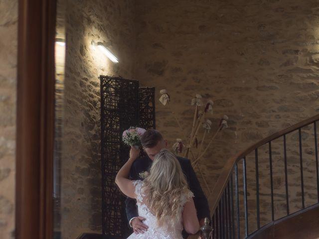 Le mariage de Kevin et Marie à Saint-Avé, Morbihan 44