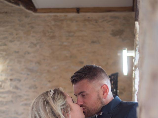 Le mariage de Kevin et Marie à Saint-Avé, Morbihan 45