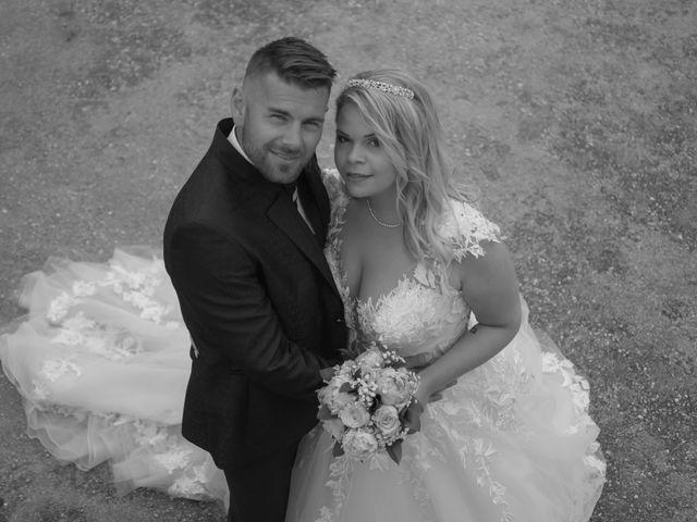 Le mariage de Kevin et Marie à Saint-Avé, Morbihan 49