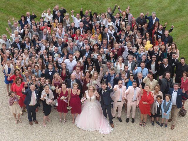 Le mariage de Kevin et Marie à Saint-Avé, Morbihan 55