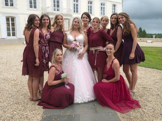 Le mariage de Kevin et Marie à Saint-Avé, Morbihan 62