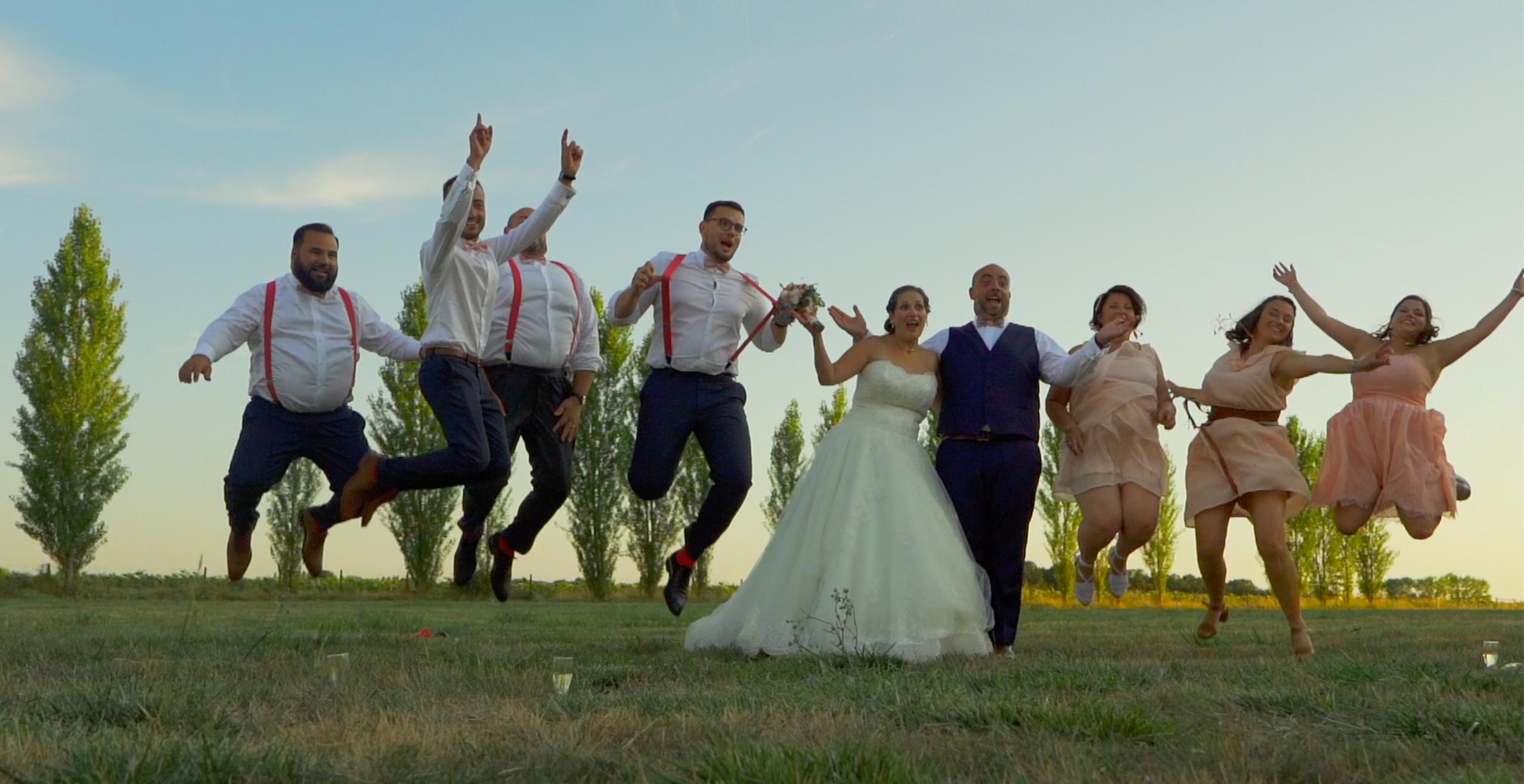 Le mariage de Grégory et Amandine à Saint-Branchs, Indre-et-Loire
