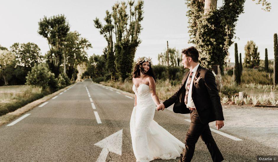Le mariage de Pierre et Olivia à La Celle, Var