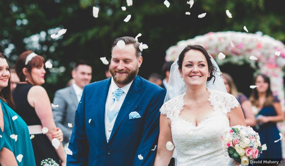 Le mariage de Christophe et Aurore à Limeil-Brévannes, Val-de-Marne