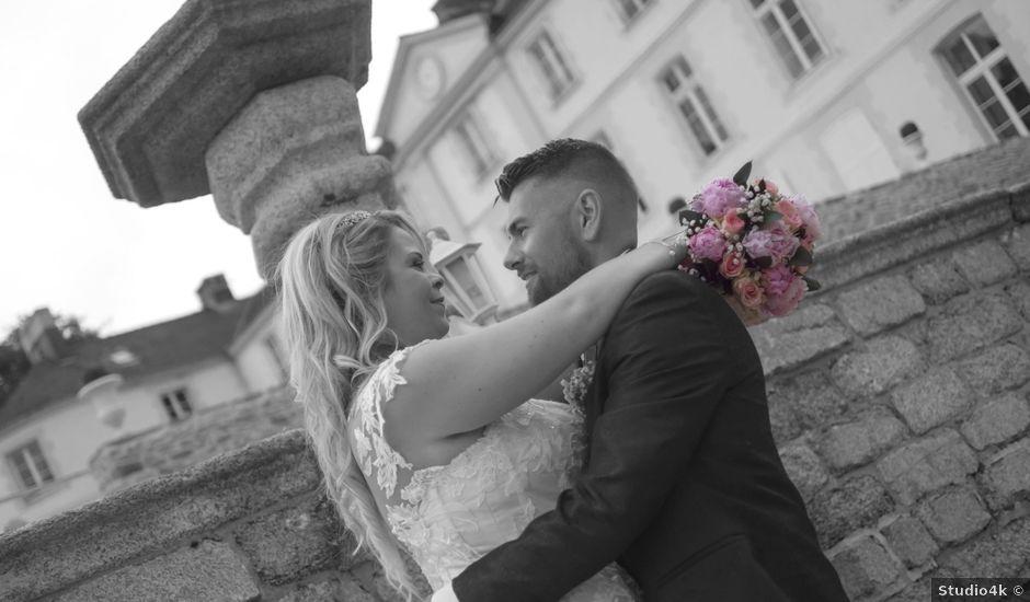 Le mariage de Kevin et Marie à Saint-Avé, Morbihan
