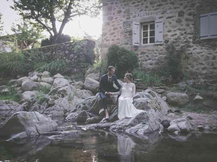 Le mariage de Flore et Hugo
