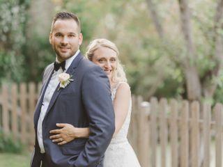 Le mariage de Livia et Maxime