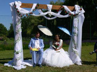 Le mariage de Stéphanie et Camille 1