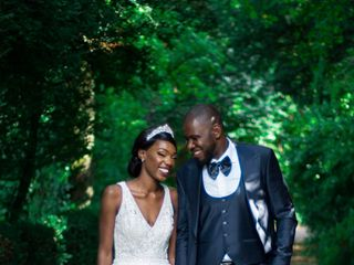 Le mariage de Meghann et M'passi  2