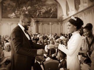 Le mariage de Meghann et M'passi