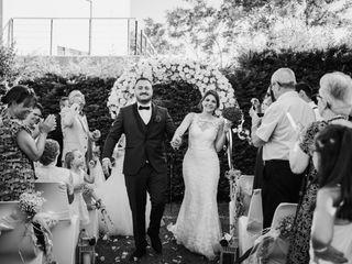 Le mariage de Rachel  et Jordan