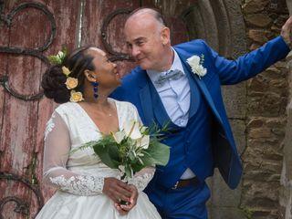 Le mariage de Michel  et Jeny