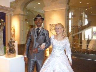 Le mariage de Michel et Magali 1