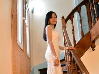Le mariage de Li Hua et Chenglei 1
