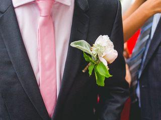 Le mariage de Roberta et Gaëtan 1