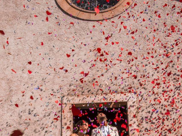 Le mariage de Guillaume et Elodie à Domène, Isère 24