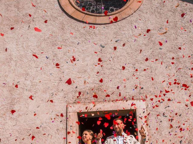 Le mariage de Guillaume et Elodie à Domène, Isère 25