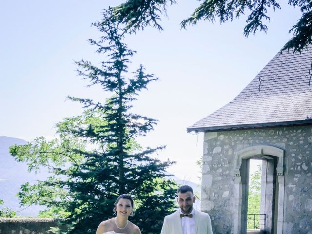 Le mariage de Guillaume et Elodie à Domène, Isère 42