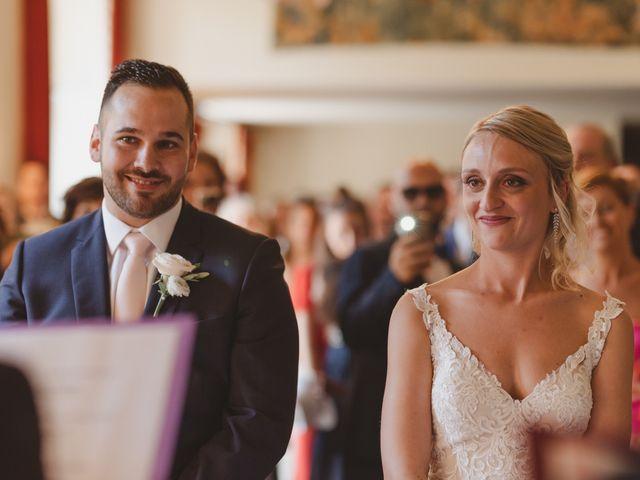 Le mariage de Maxime et Livia à Ollainville, Essonne 13