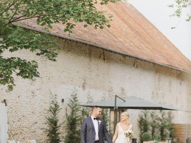 Le mariage de Maxime et Livia à Ollainville, Essonne 27
