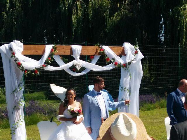Le mariage de Camille et Stéphanie à Bardouville, Seine-Maritime 3