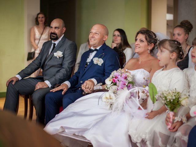 Le mariage de Sébastien et Isabelle à Pontacq, Pyrénées-Atlantiques 42