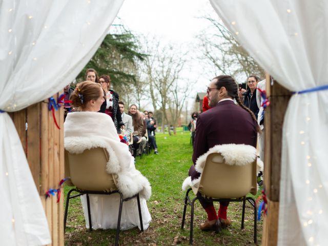 Le mariage de Arnaud et Céline à Châteaubourg, Ille et Vilaine 1