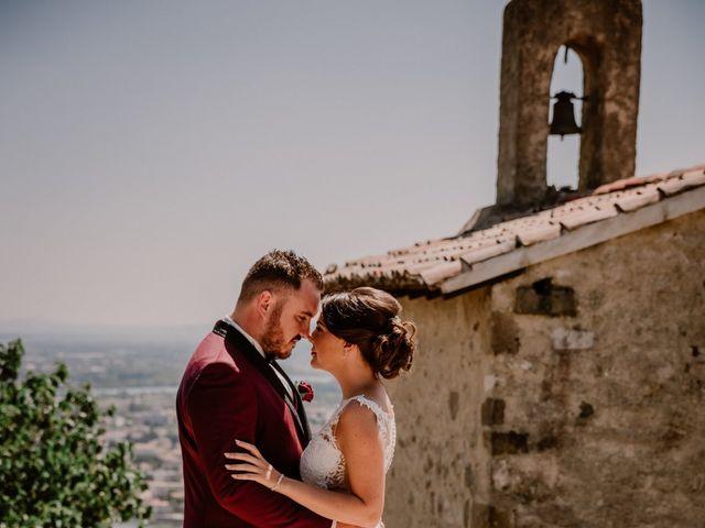 Le mariage de Jordan et Rachel  à Portes-lès-Valence, Drôme 10