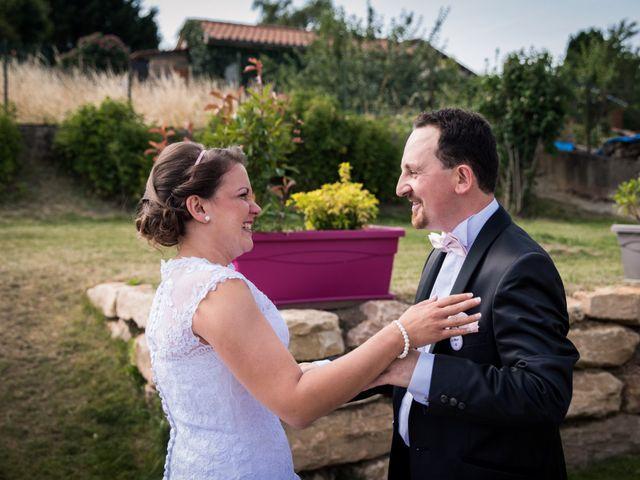 Le mariage de Amaël et Aurélie à Coise, Rhône 14