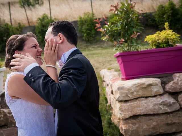 Le mariage de Amaël et Aurélie à Coise, Rhône 15