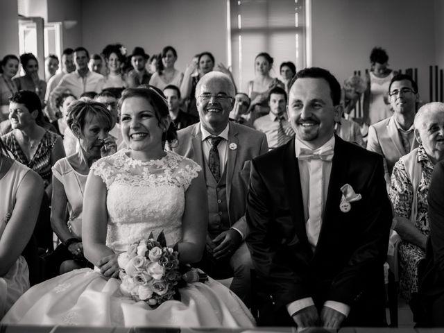 Le mariage de Amaël et Aurélie à Coise, Rhône 17