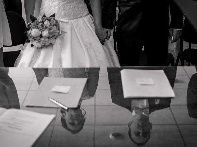 Le mariage de Amaël et Aurélie à Coise, Rhône 18