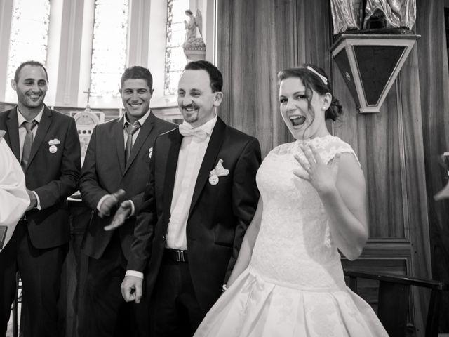 Le mariage de Amaël et Aurélie à Coise, Rhône 26