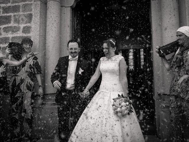 Le mariage de Amaël et Aurélie à Coise, Rhône 28