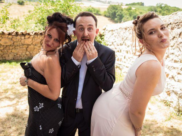 Le mariage de Amaël et Aurélie à Coise, Rhône 31