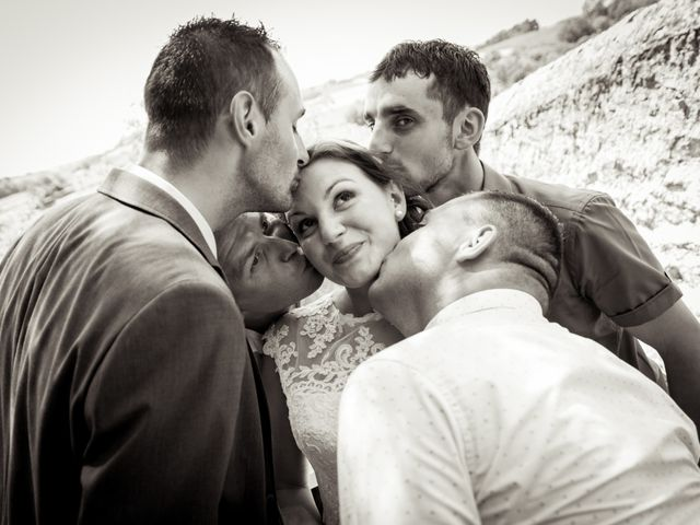 Le mariage de Amaël et Aurélie à Coise, Rhône 34