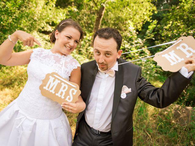 Le mariage de Amaël et Aurélie à Coise, Rhône 45