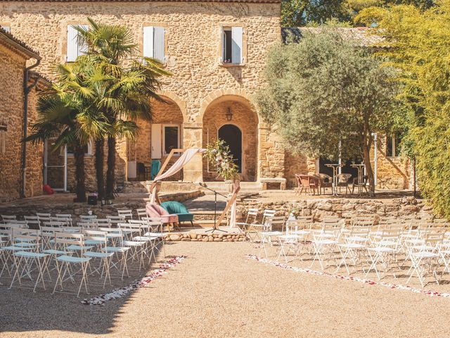 Le mariage de Florian et Fanny à Sorgues, Vaucluse 12