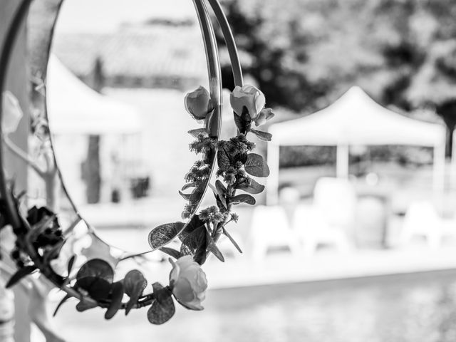 Le mariage de Florian et Fanny à Sorgues, Vaucluse 21
