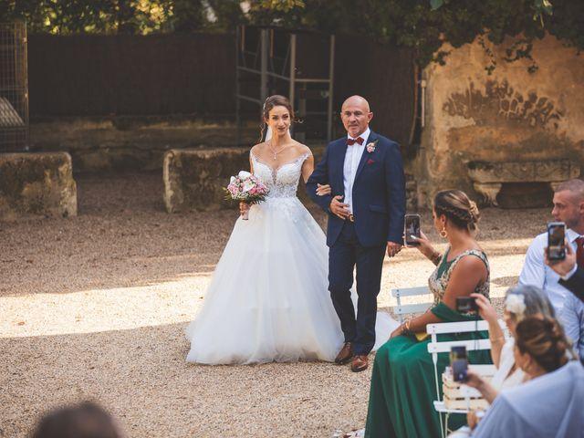 Le mariage de Florian et Fanny à Sorgues, Vaucluse 35